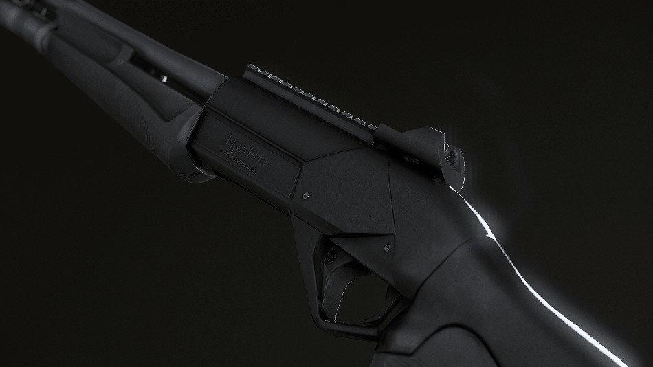3D Weapon - Shotgun (Benelli)