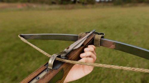 3D Weapon - Crossbow