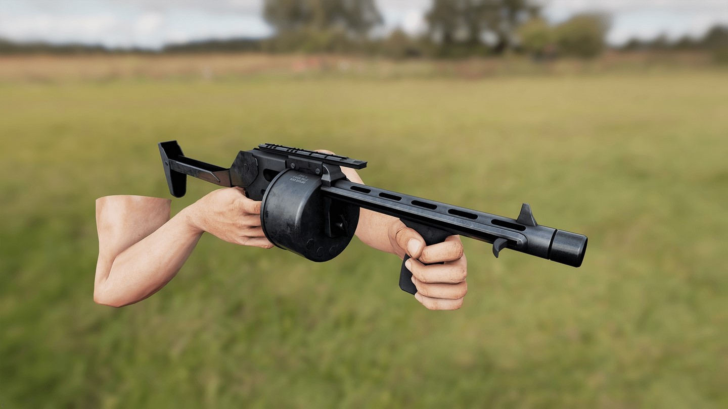 3D Weapon - Shotgun