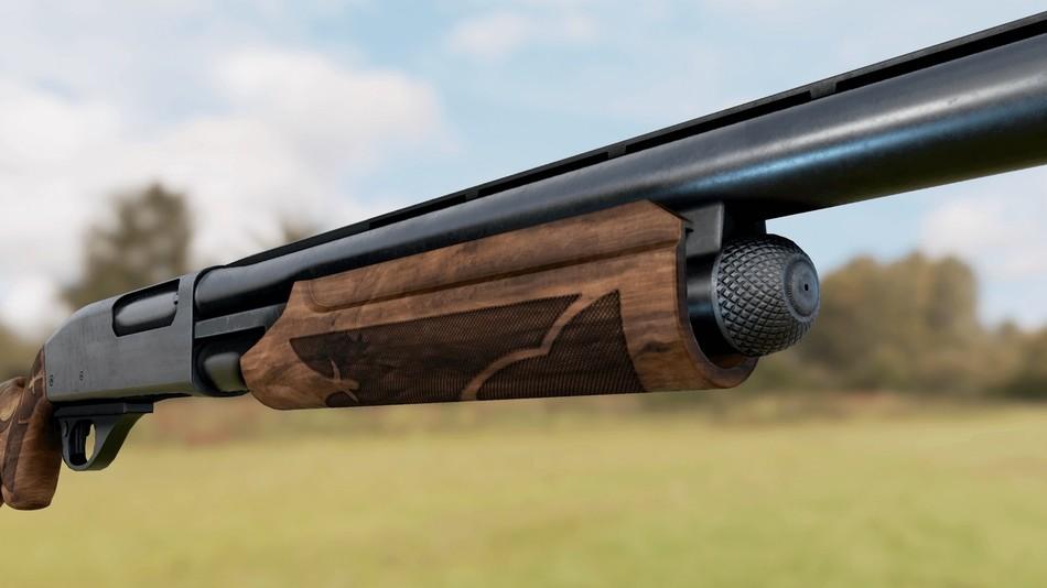 3D Weapon - Rifle